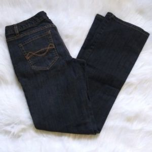 Mossimo Women Bootcut-Jeans 7S Fits 6